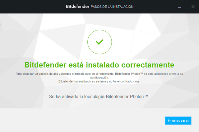 instalacion bitdefender internet security 2015