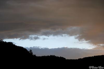 southern utah clouds