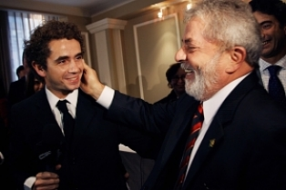 CQC Lula participação