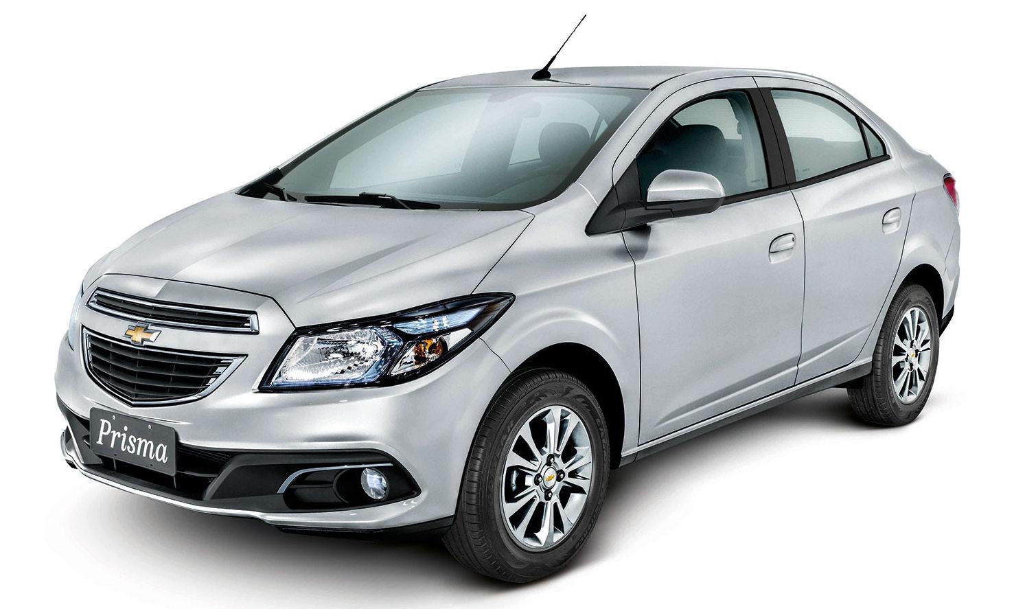 Lanzamiento Chevrolet Prisma Autoblog Uruguay