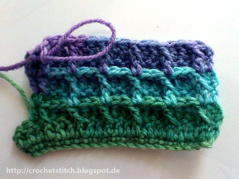 Crochet & Knitting Stitch: Juli 2013