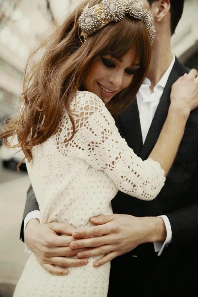 Crochet Dress for Wedding