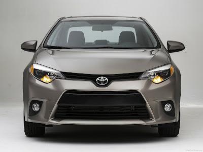 ... Toyota liberou hoje mais fotos do Novo Corolla 2014 , mostrando