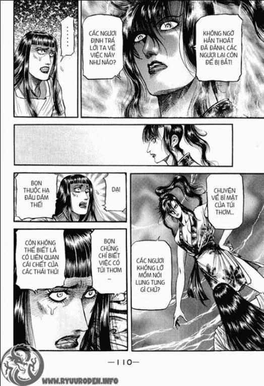 Chú Bé Rồng - Ryuuroden chap 81 - Trang 18