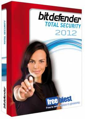 Bitdefender Total Security 2012 (x86 & x64 + Crack)