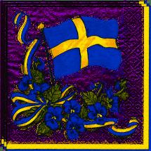 Har representerat Världsaltets centrum Sverige på ett gulligt sätt