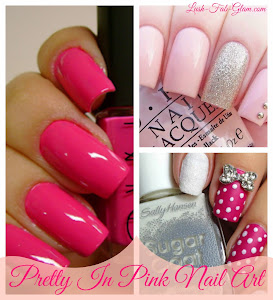 Add Pizzazz to your summer manicure with these Pretty In Pink Nail Art Designs!