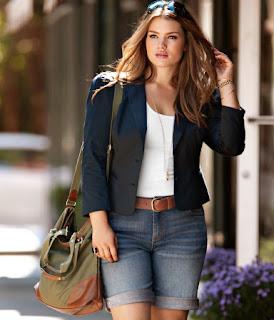 Plus-Size Model Tara-Lynn