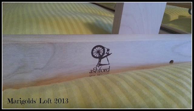 Ashford Rigid heddle loom 80cm