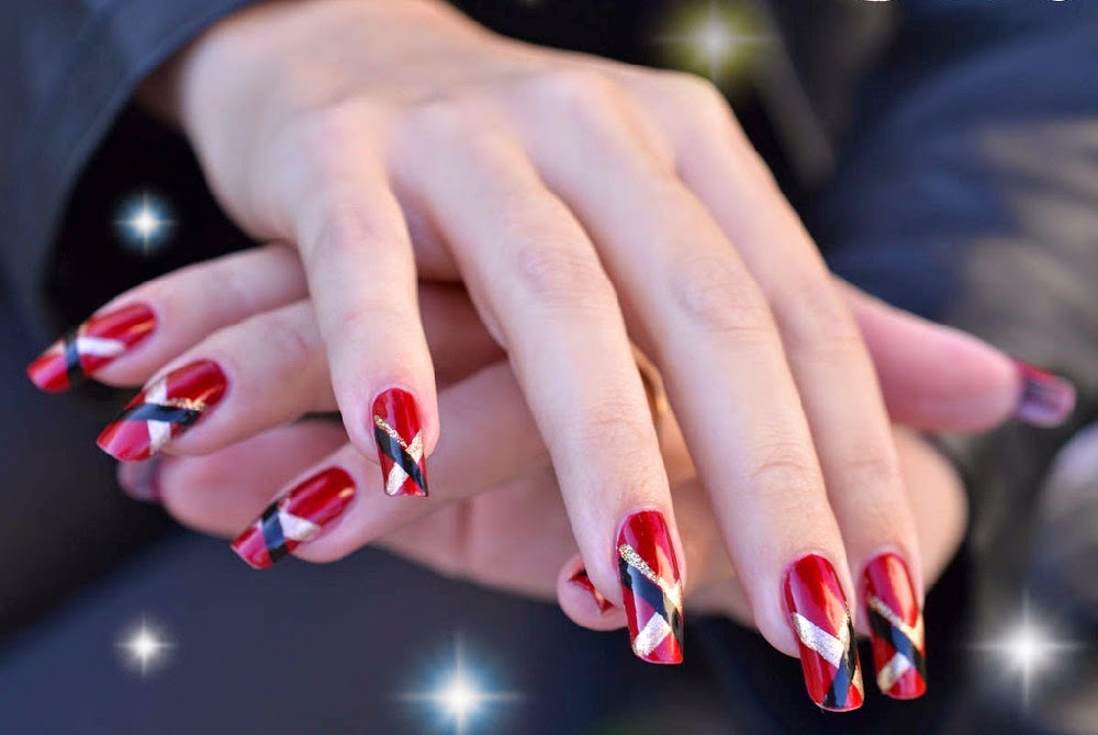 Beautiful and attractive nail art design photography prinsesfo Image collections