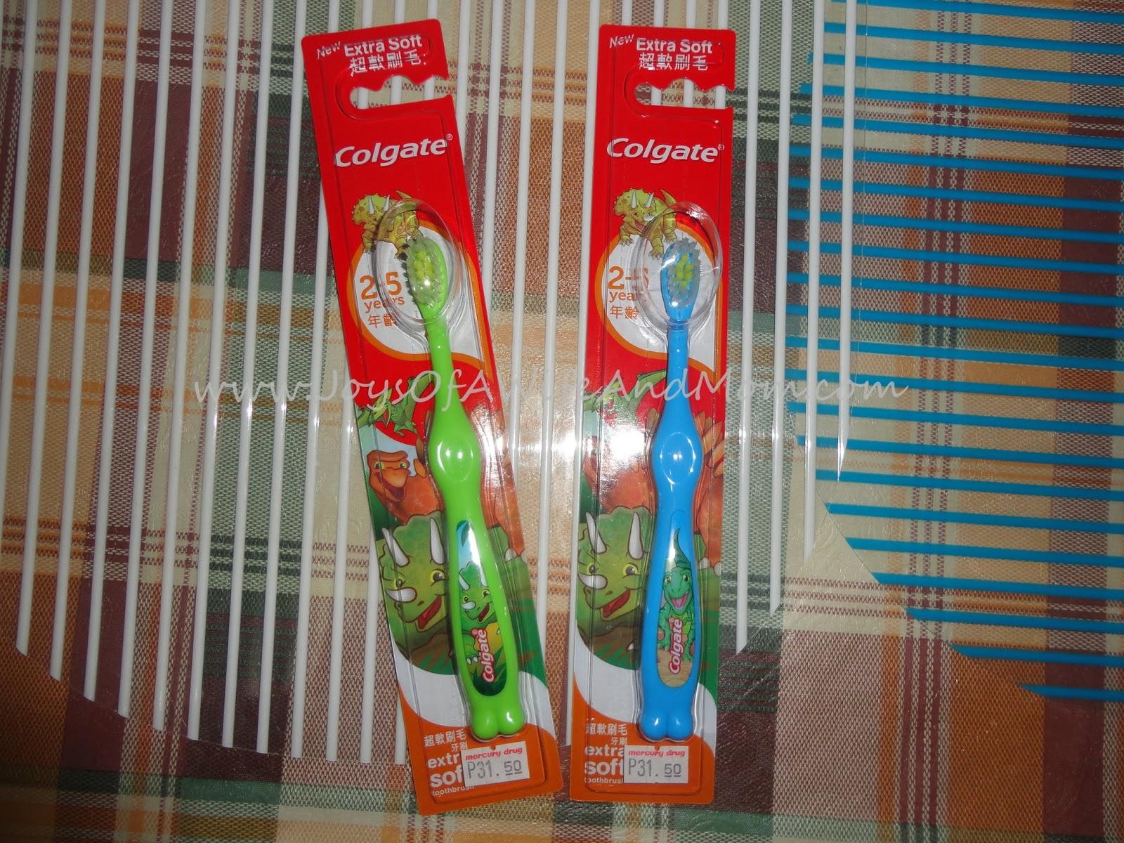 Colgate Toddler Toothbrush