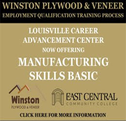 ECCC Training for Winston Plywood