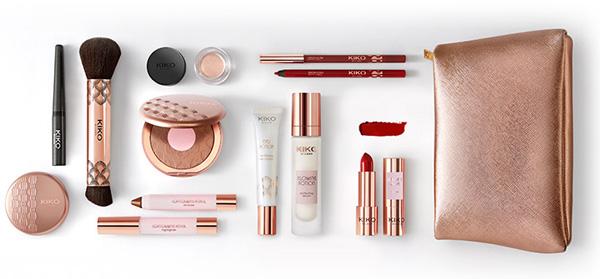 colección maquillaje Rebel Romantic Kiko Milano