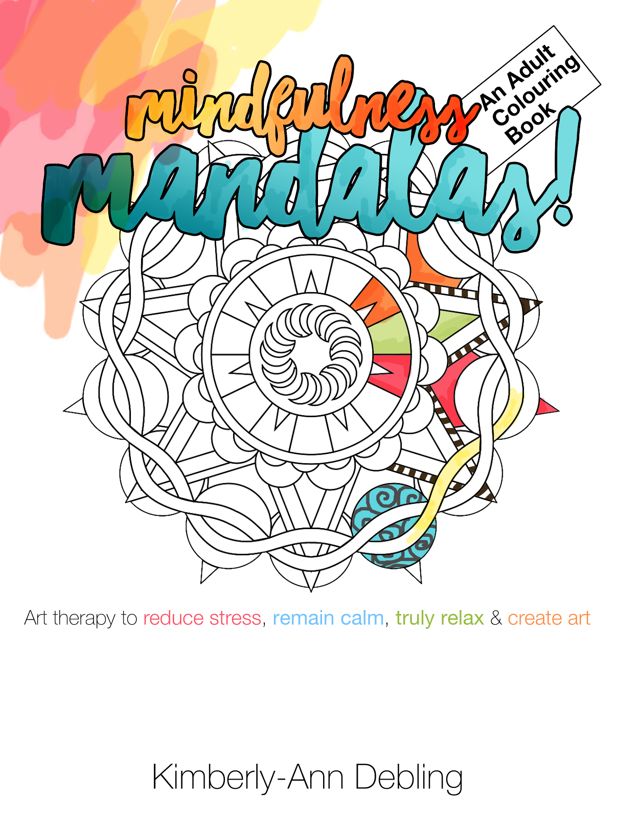 Mandalas heal the spirit and the soul