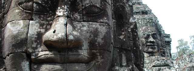 Facebook Cover Photo - Bayon, Cambodia