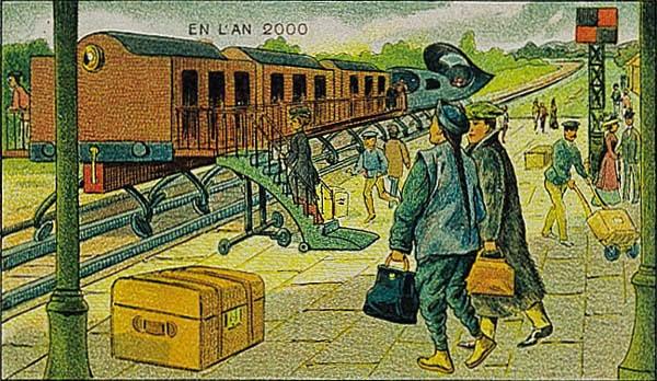 Prediksi Tahun 2000 Oleh Mereka Yang Hidup di Tahun 1910i   liataja.com
