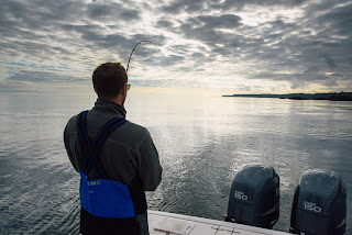 Escott Sportfishing : SportFishing and the Art of Relaxation