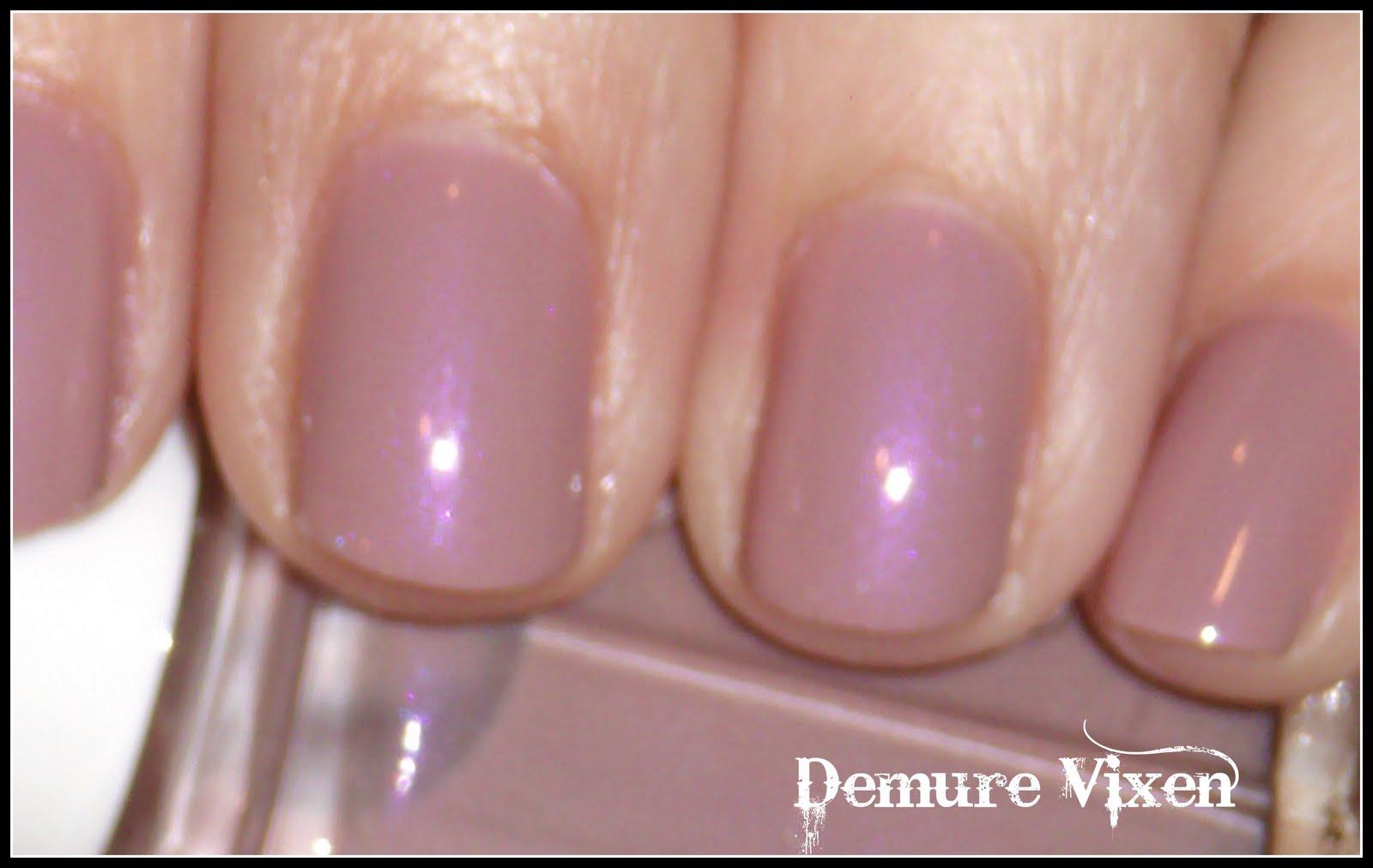 Obsessive Cosmetic Hoarders Unite!: Essie Demure Vixen Pics ...