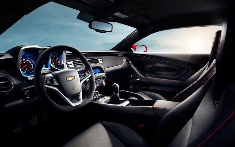 2012 Chevrolet Camaro ZL1 Interior