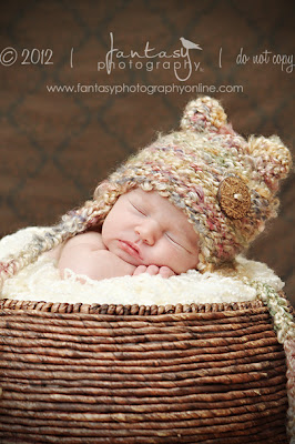 Newborn Photography in Winston Salem NC - Fantasy Photography in the Triad