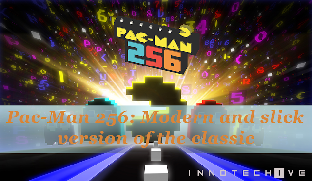 Pac-Man-256-Modern-Slick-Version-Of-CLassic-iOS-Android-Game