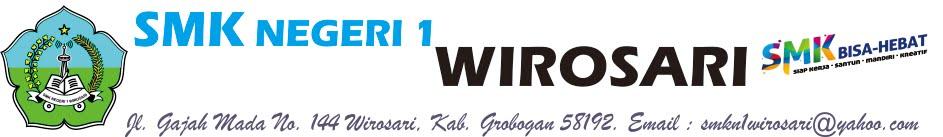 SMK NEGERI 1 WIROSARI