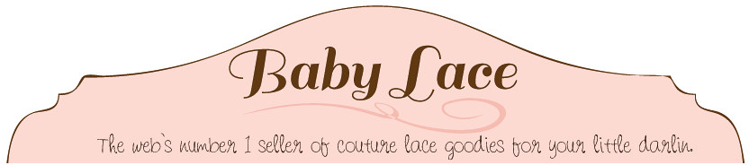 Baby Lace Petti Rompers