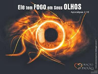 OLHOS DE FOGO