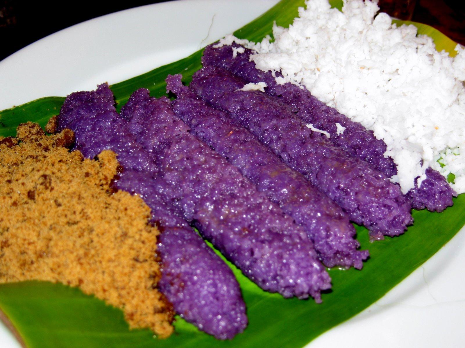 Filipino Purple Cake Recipe