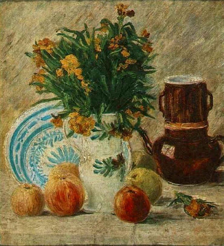 Jarra com flores