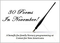 30 Poems In November!