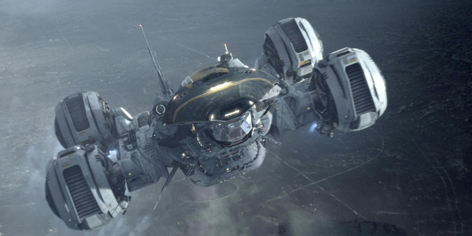 Прометей 2012, Prometheus, Чужой