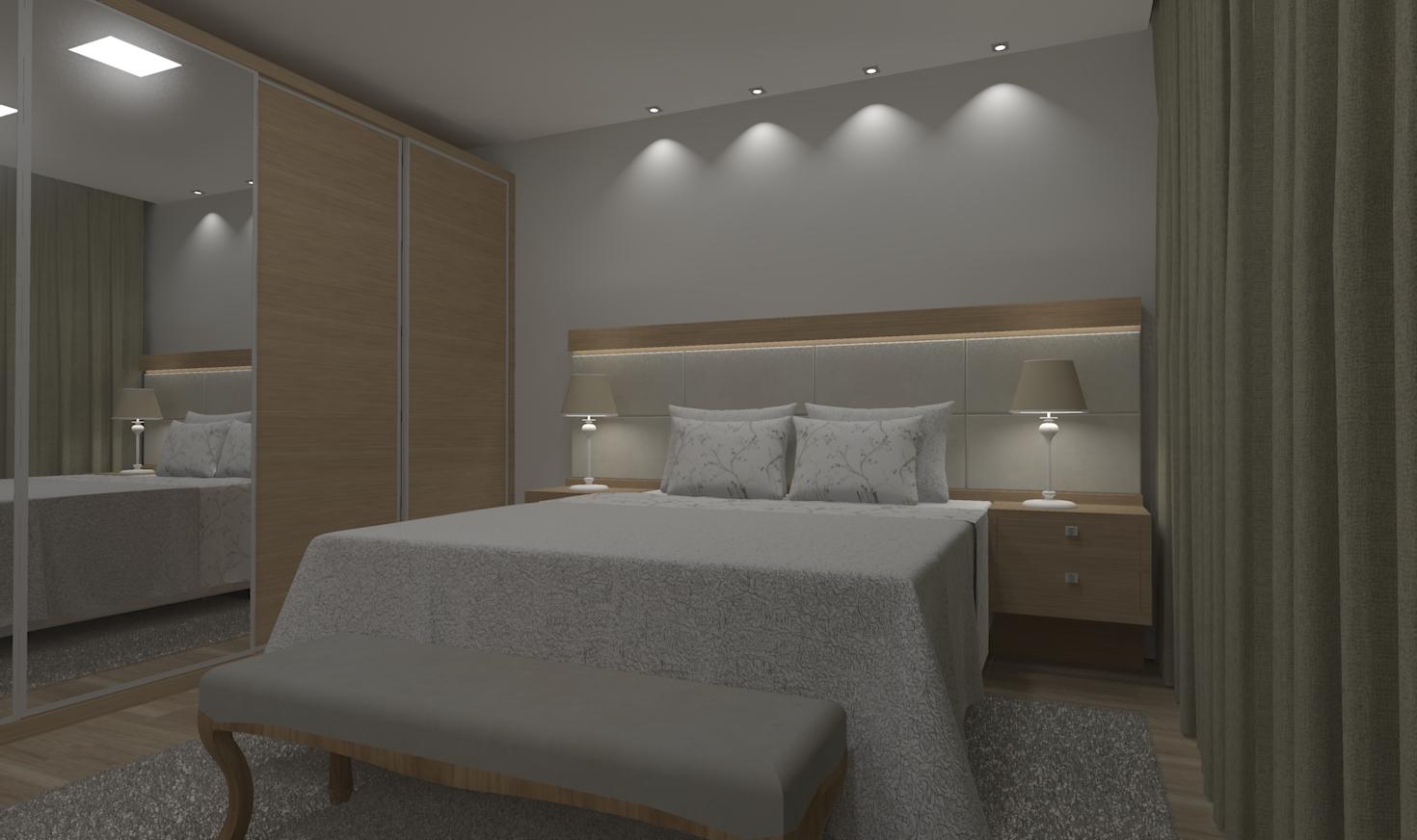 Quarto De Casal Closet E Banheiro Quartos Suite Super Hot Mobile #594F42 1470x872 Banheiro Closet Quarto