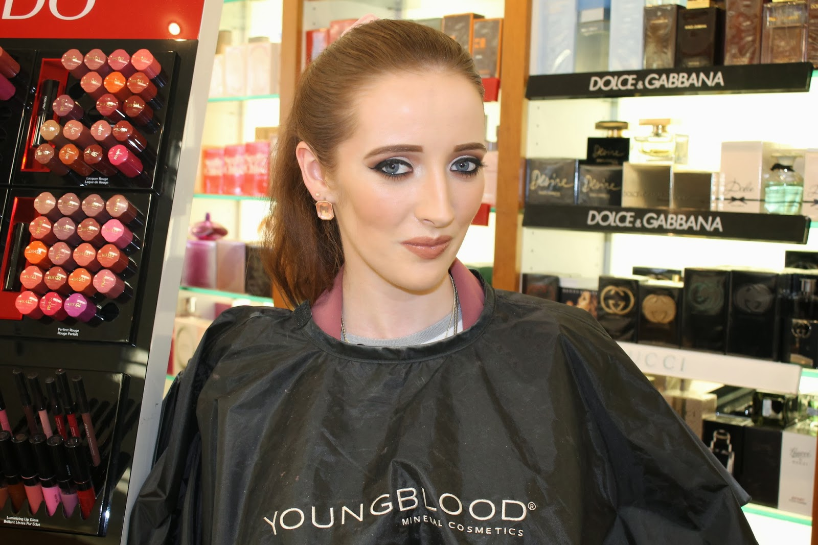 Youngblood Mineral Cosmetics Makeover