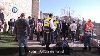 Forças israelenses matam três palestinos