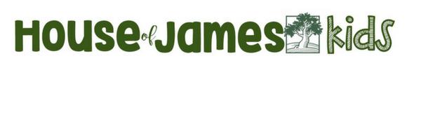 House of James KIDS!