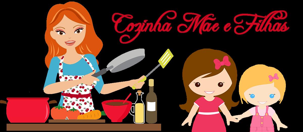 Cozinha Mãe e Filhas