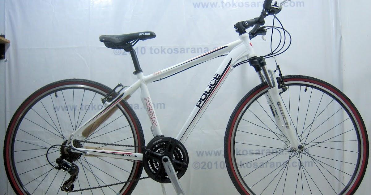ABADI SHOPP: Sepeda Hybrid ELEMENT POLICE TORONTO 700C