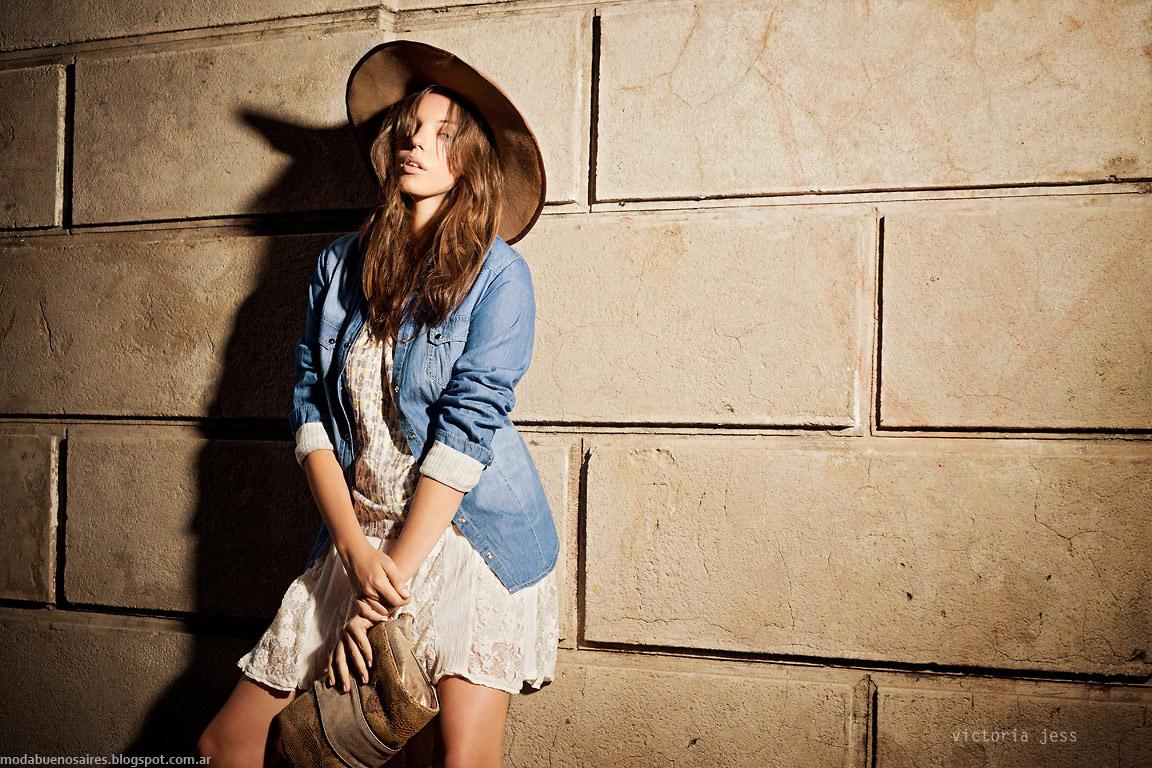 Victoria Jess faldas otoño invierno 2015. Moda otoño invierno 2015.