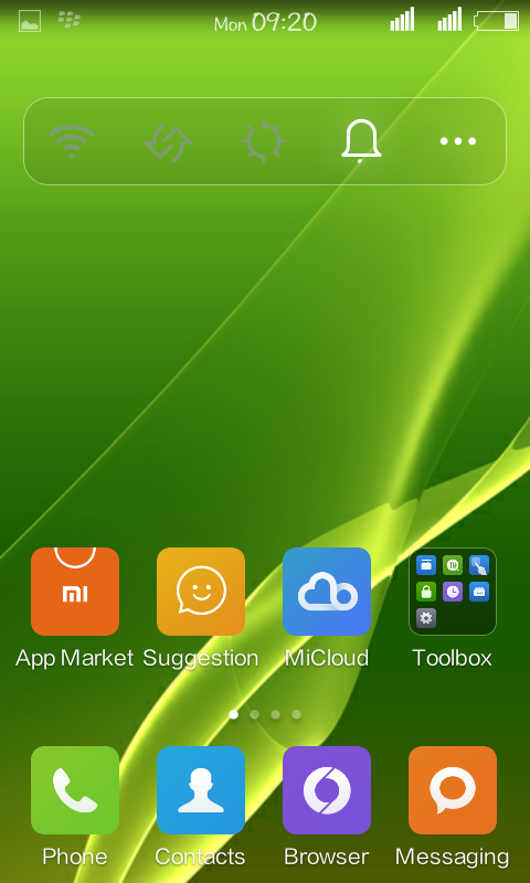 Download gratis Launcher MIUI.Apk terbaru