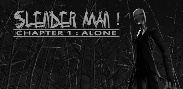 Slender Man! Chapter 1: Alone v2.5 APK