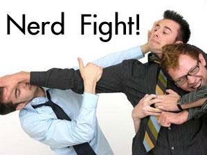 Nerd Fight!