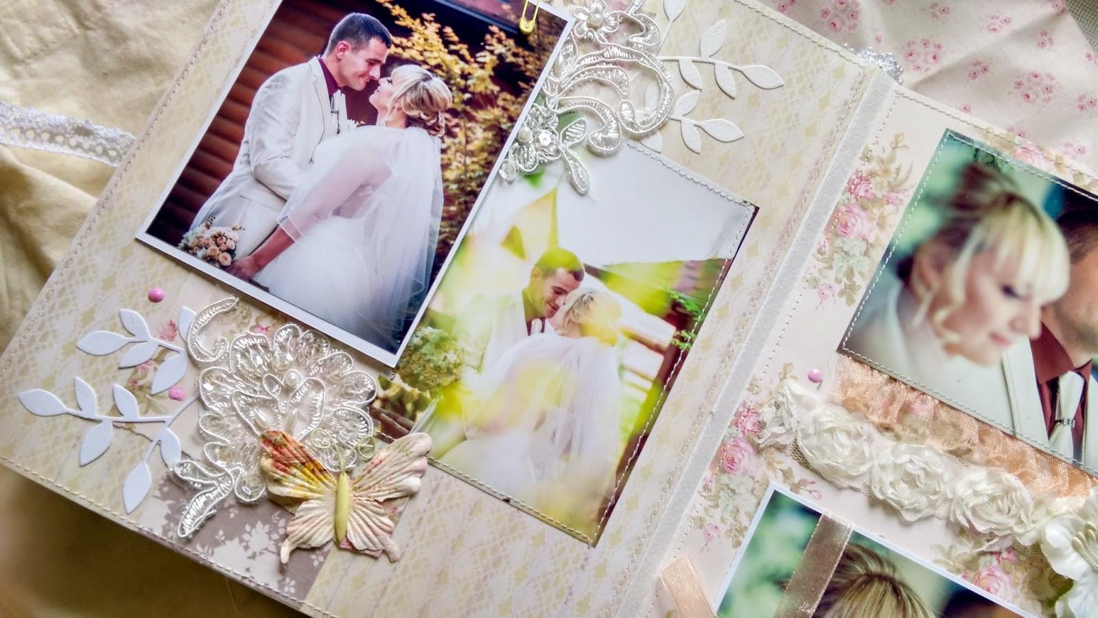 Оформление свадебногоальбома своими руками