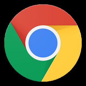 جوجل كروم , google chrome logo