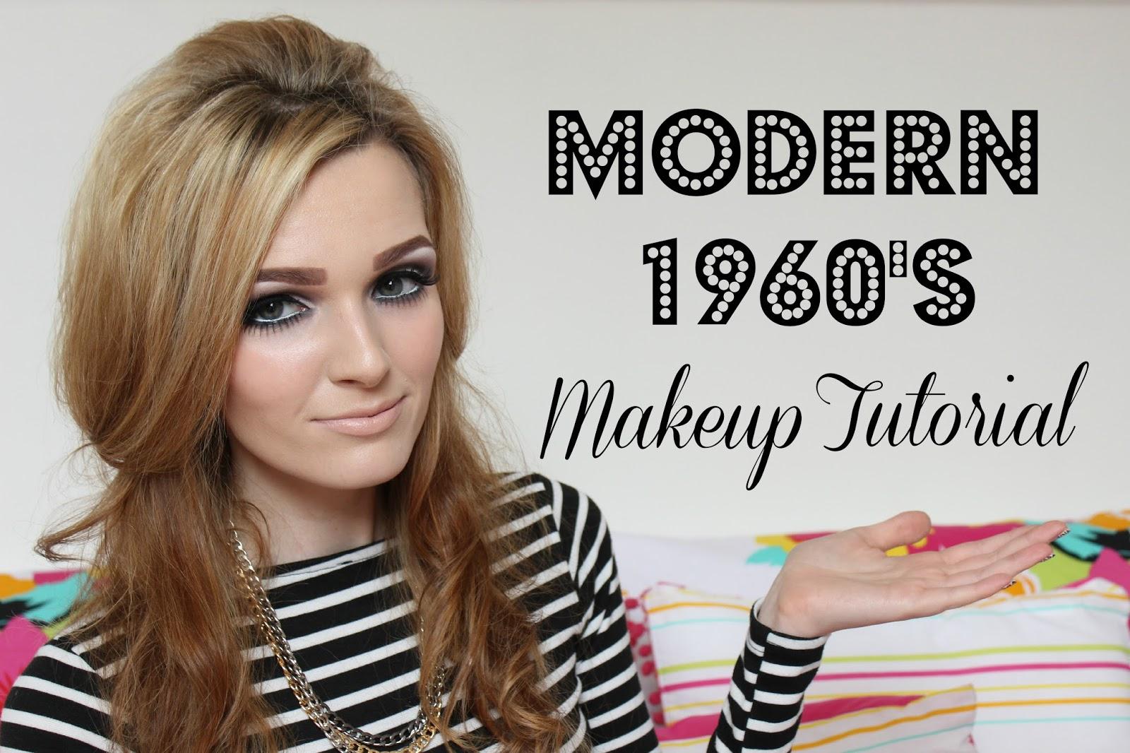 coleyyyful a beauty amp fashion blog modern 1960s makeup