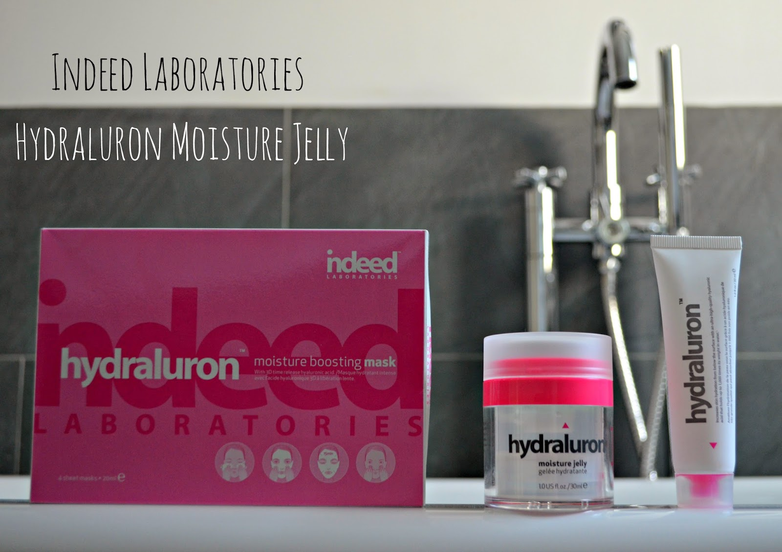 Indeed Laboratories hydraluron moisture jelly review