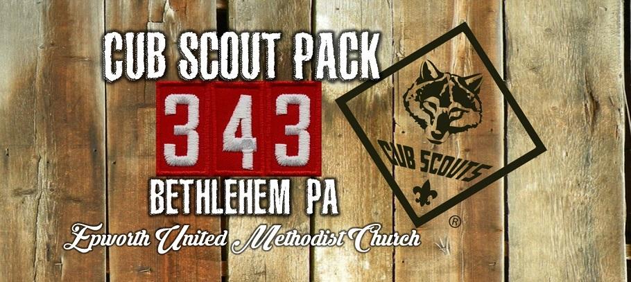 Cub Scout Pack 343