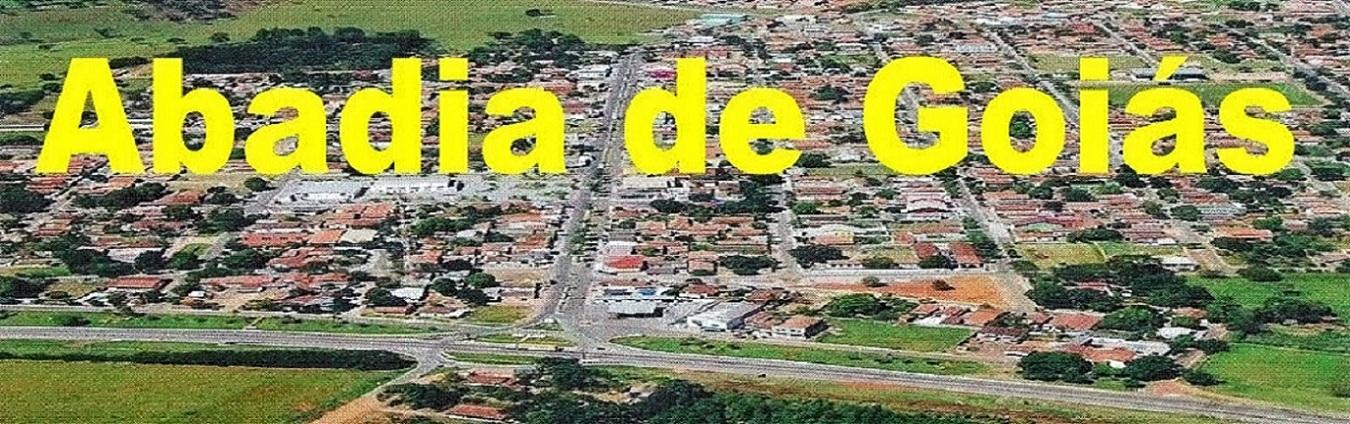 ABADIA DE GOIÁS