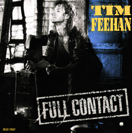 Tim Feehan Full contact 1990 aor melodic rock music blogspot albums bands