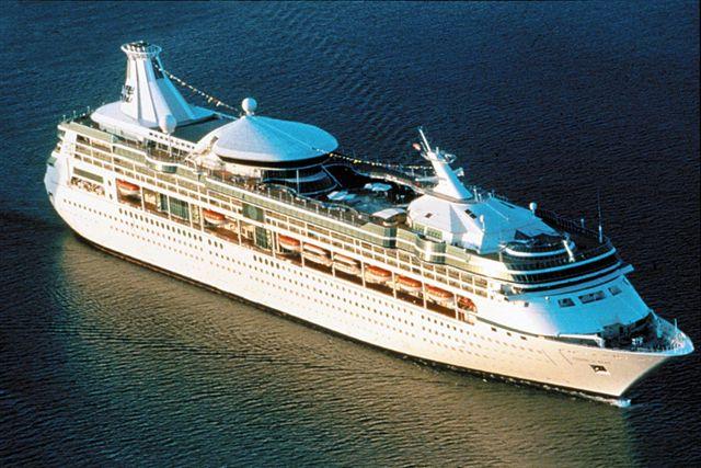 Navio Splendour of The Seas 2012 o Navio Splendour of The Seas